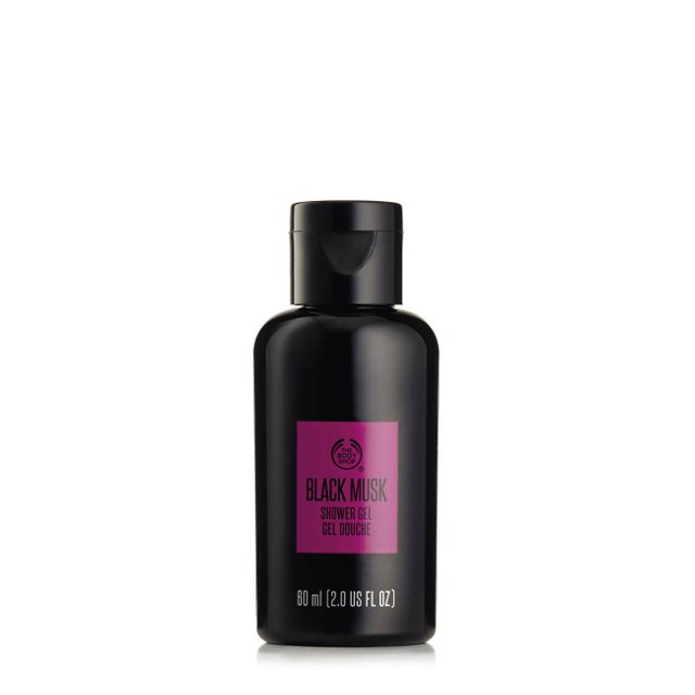 SHOWER GEL BLACK MUSK