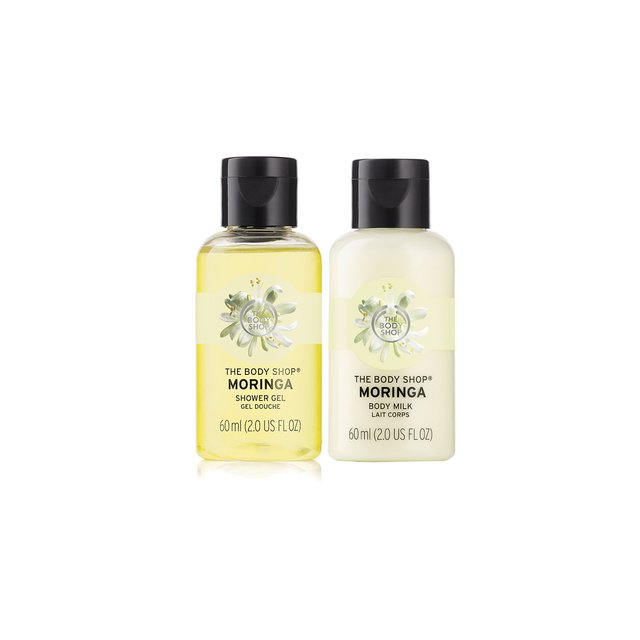 DUO SHOWER GEL + LEITE HIDRATANTE MORINGA