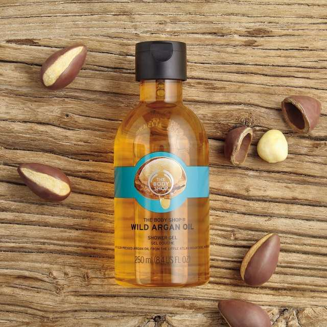 Shower Gel Argan