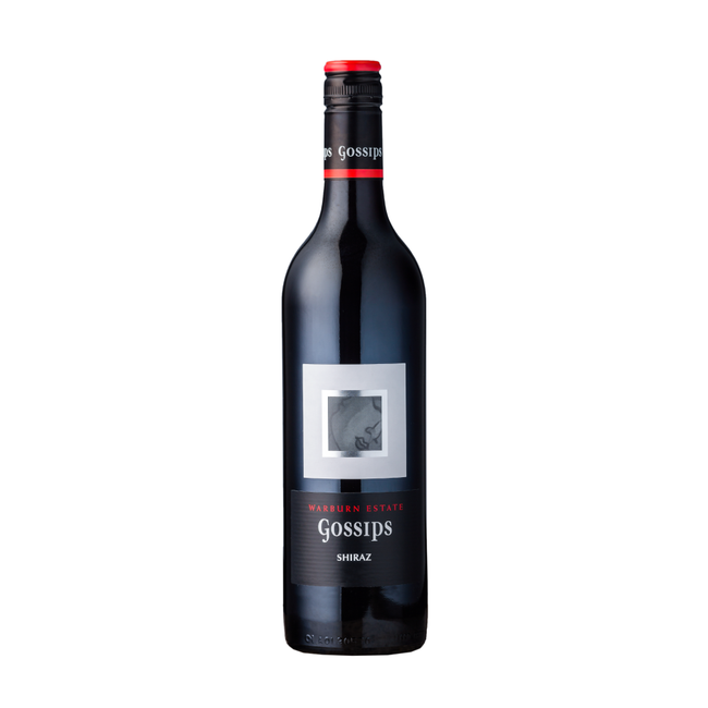 Warburn Estate Shiraz Gossips 2018 (750ml)