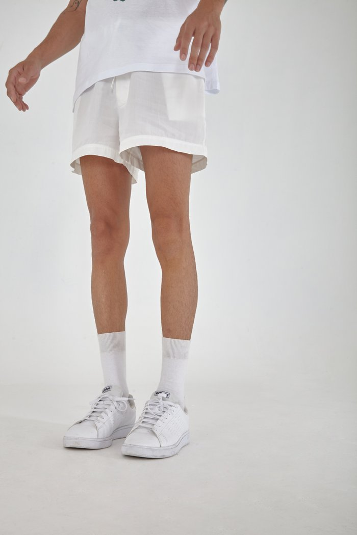 Short Unissex Off white