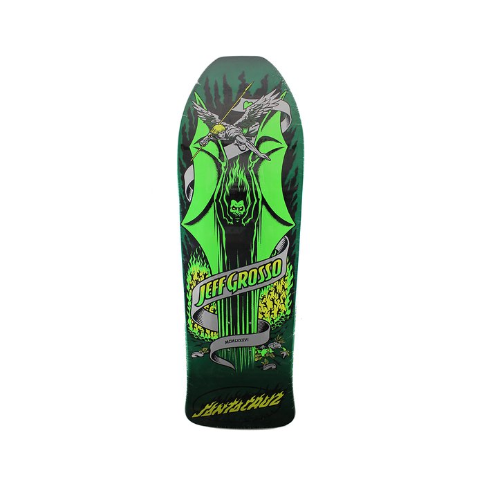 SHAPE SANTA CRUZ JEFF GROSSO DEMON RE-ISSUE 9.98