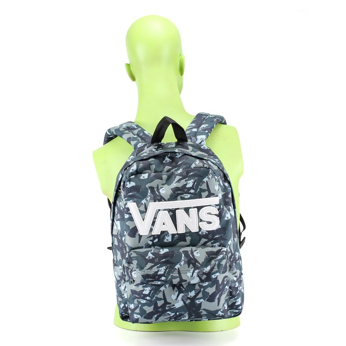 MOCHILA VANS NEW SKOOL BACKPACK BOYS
