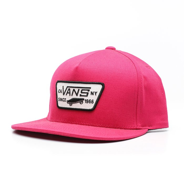 BONÉ VANS SNAPBACK FULLPATCH