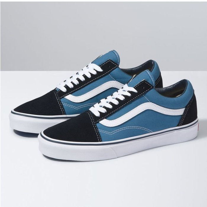 TÊNIS VANS OLD SKOOL NAVY/WHITE