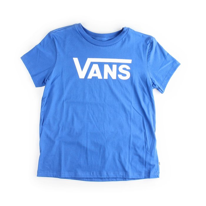 CAMISETA VANS FLYING V CREW TEE VICTORIA BLUE