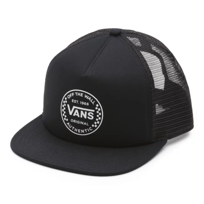 BONÉ VANS BAINBRIDGE TRUCKER BLACK