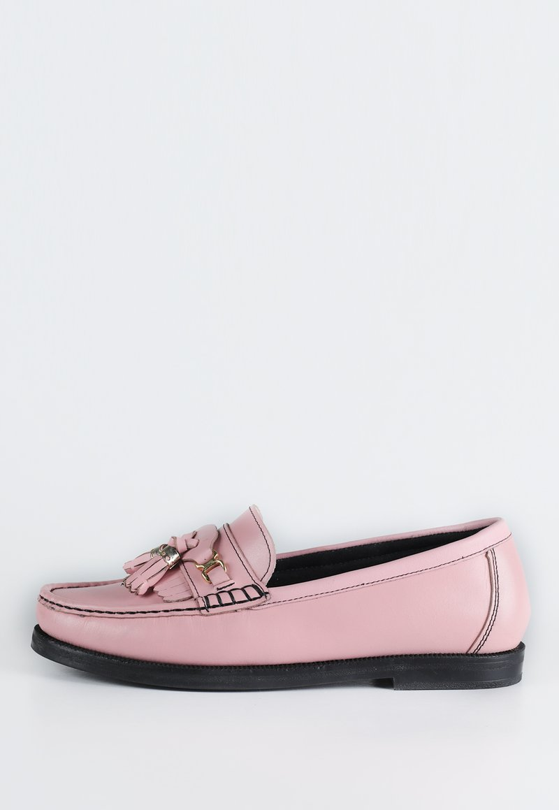 COLLEGE SHOES mocassim - rosinha