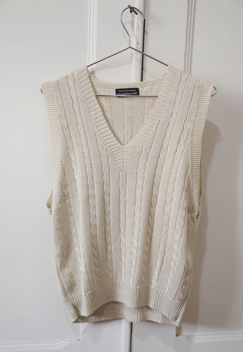 COLETE VINTAGE tricot - off white