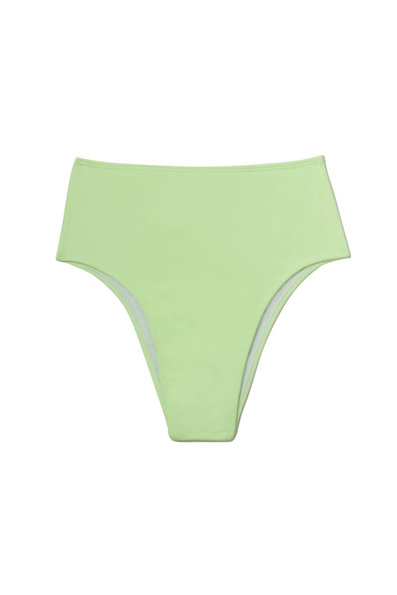 Hot Pants Lana Verde Menta