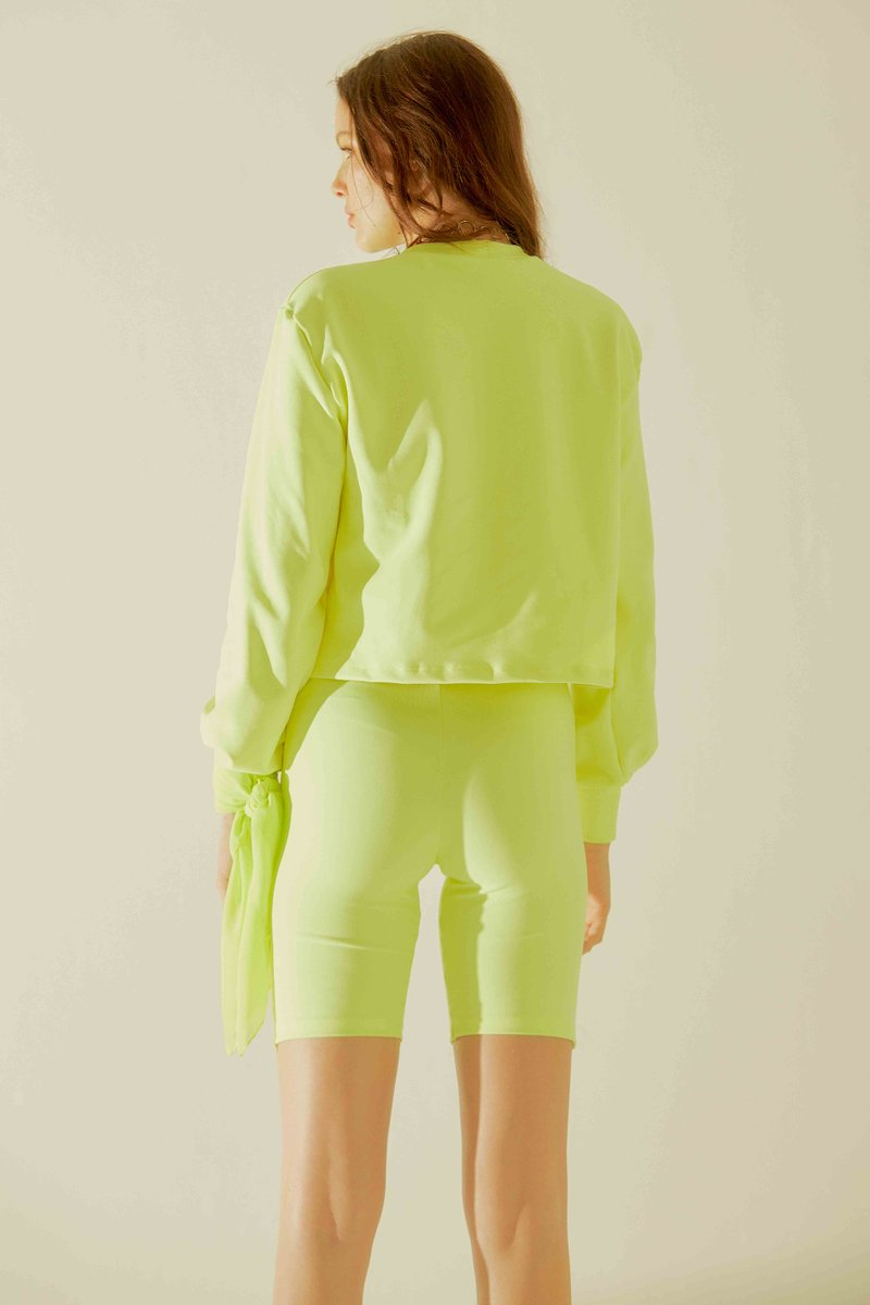 Blusa Kim Light Yellow