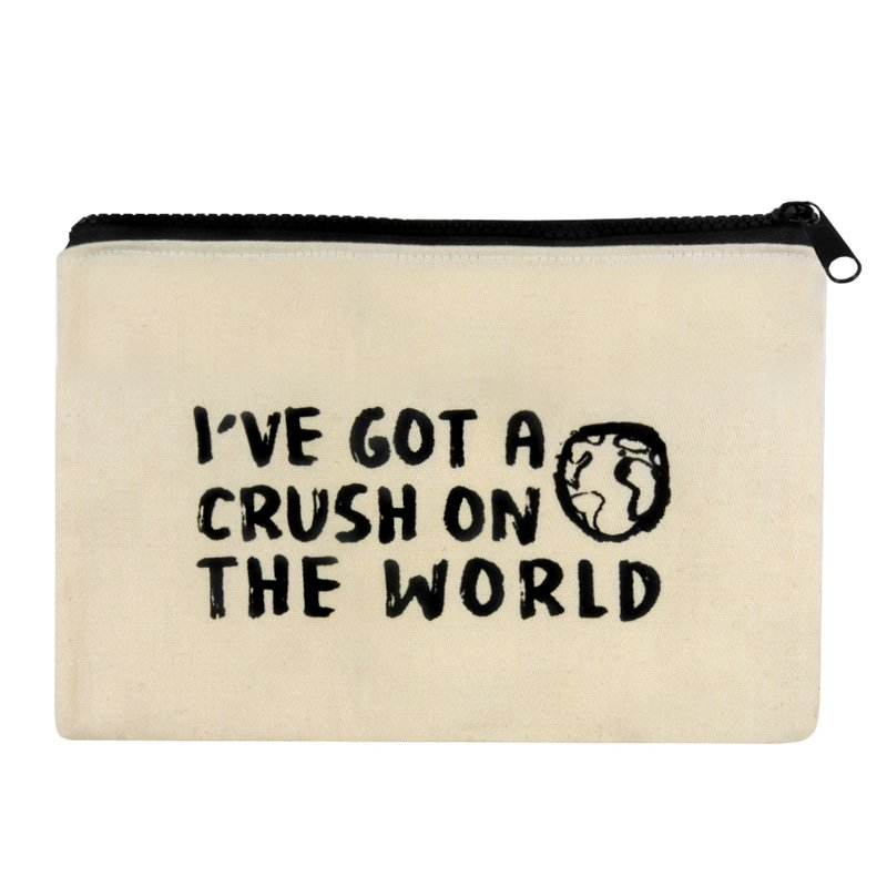 Necessaire Crush on the World