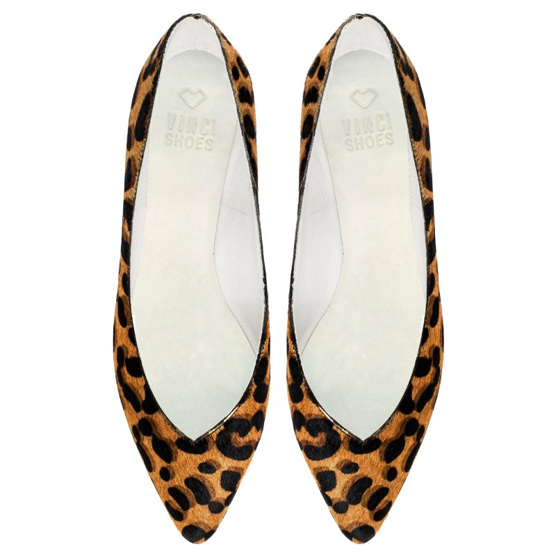 Sapatilha Candice Animal Print