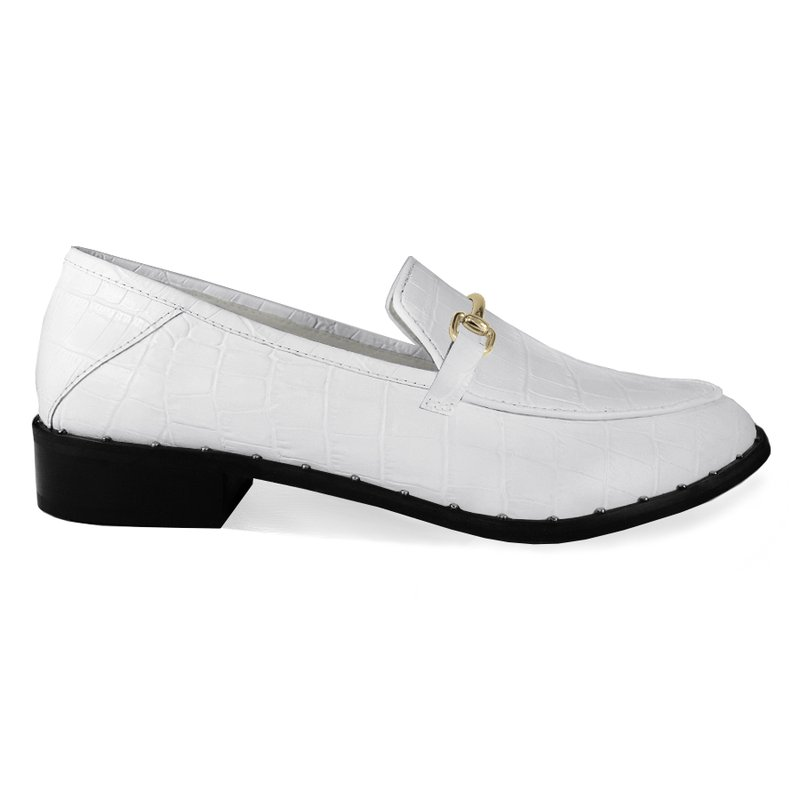 Loafer Berlim Clássico White