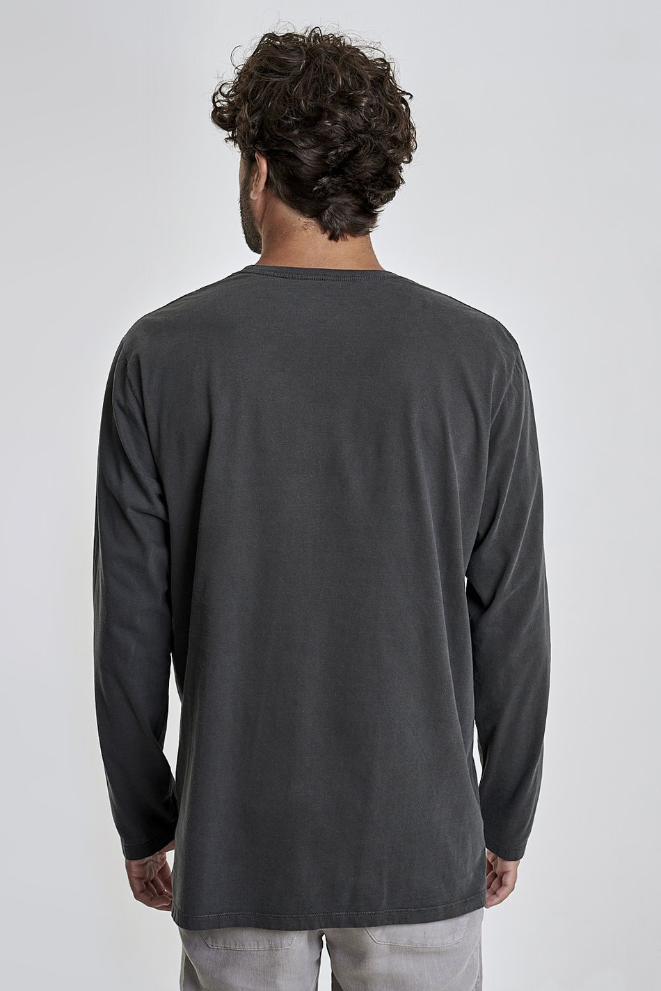 Camiseta Austral ML Basic Noir