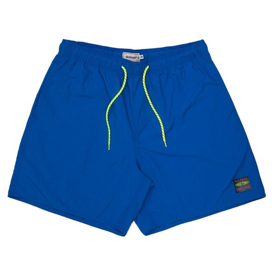 SHORT BOLOVO ROYAL SP AZUL