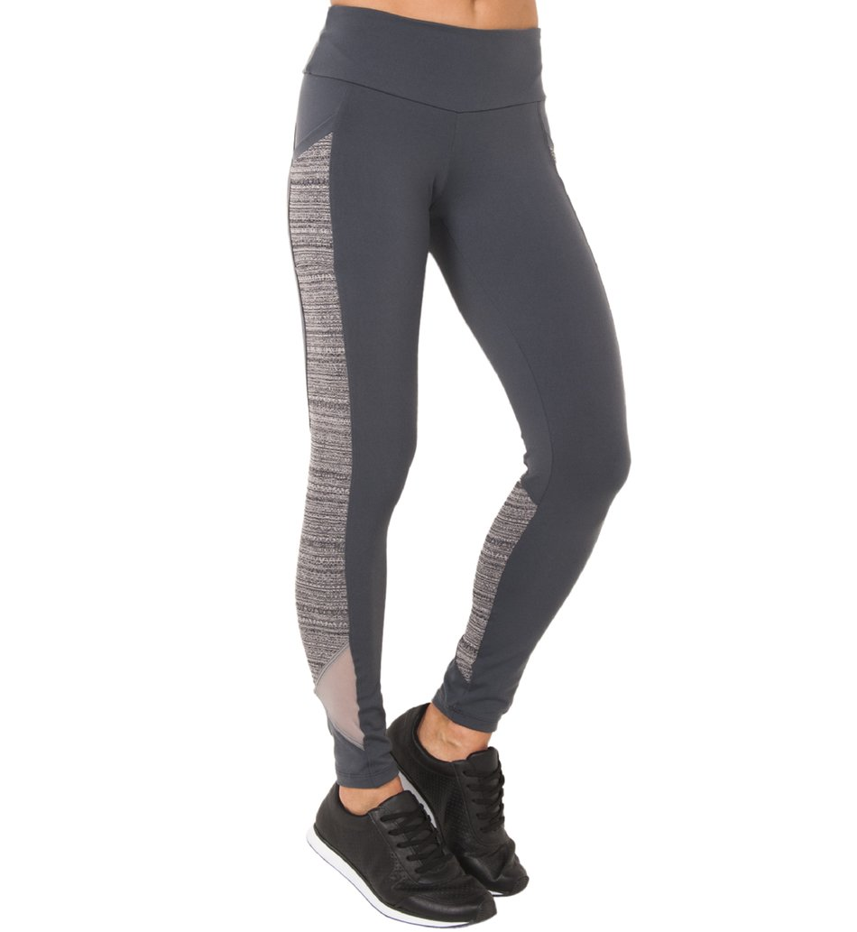Legging Athlete Concrete Tulle