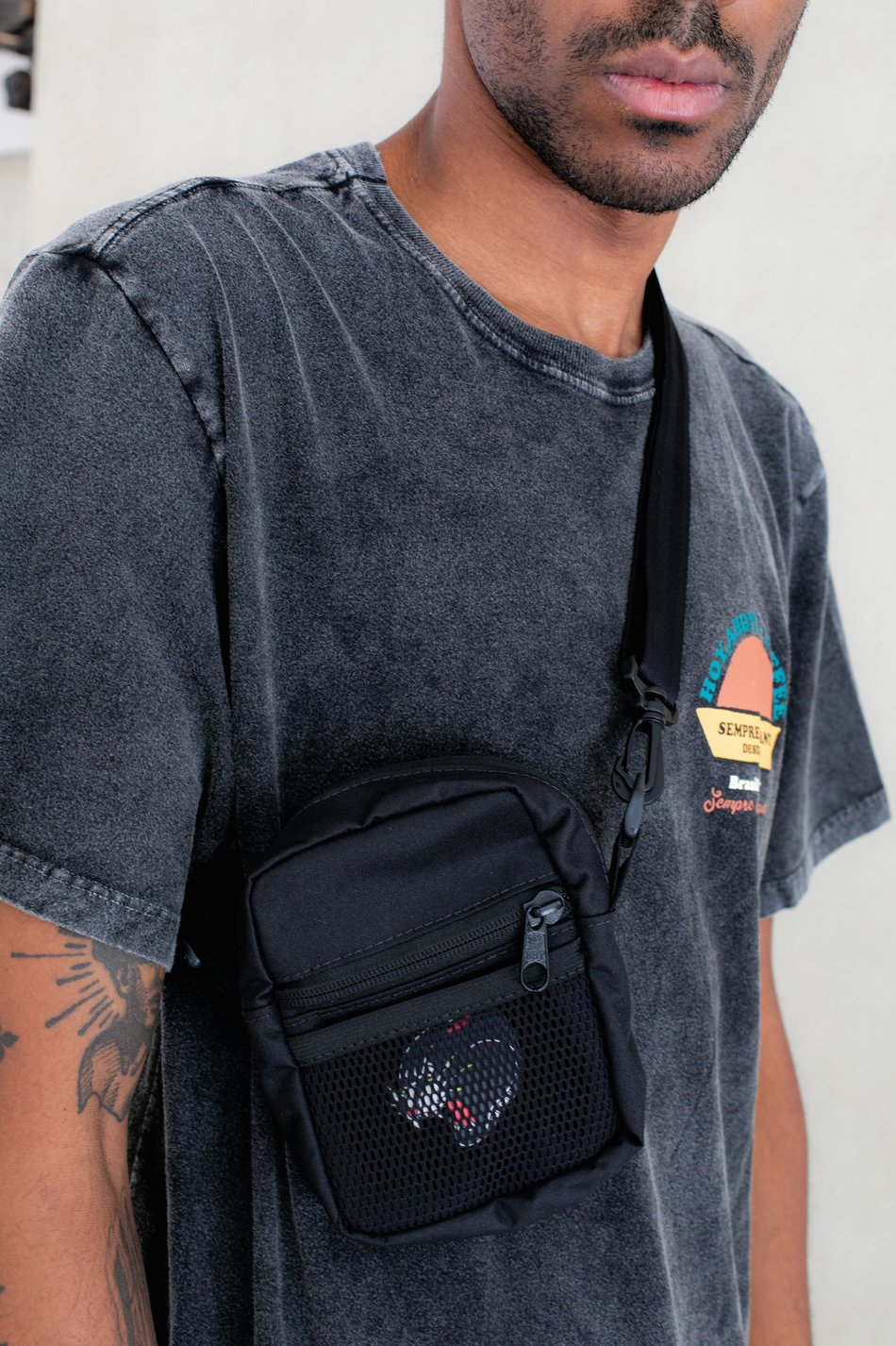SHOULDER BAG - PANTERA