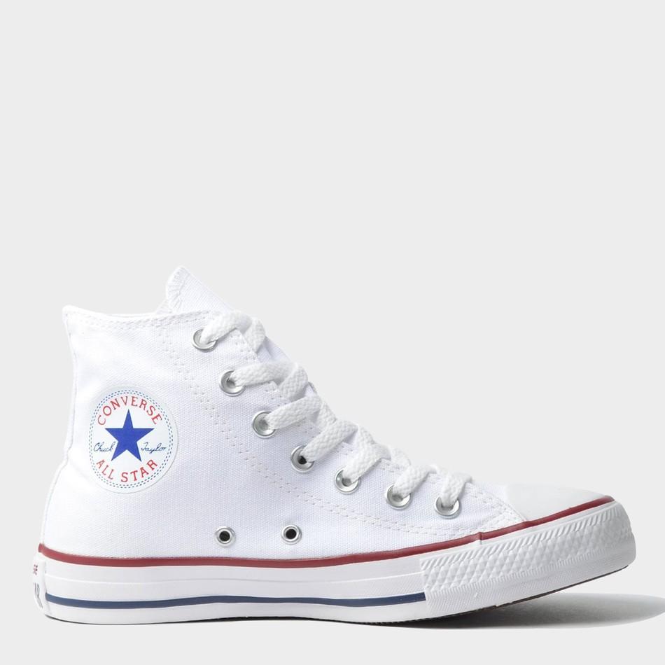 3cdce4068545d Tênis Converse All Star Chuck Taylor As Core Hi Branco - Lacali