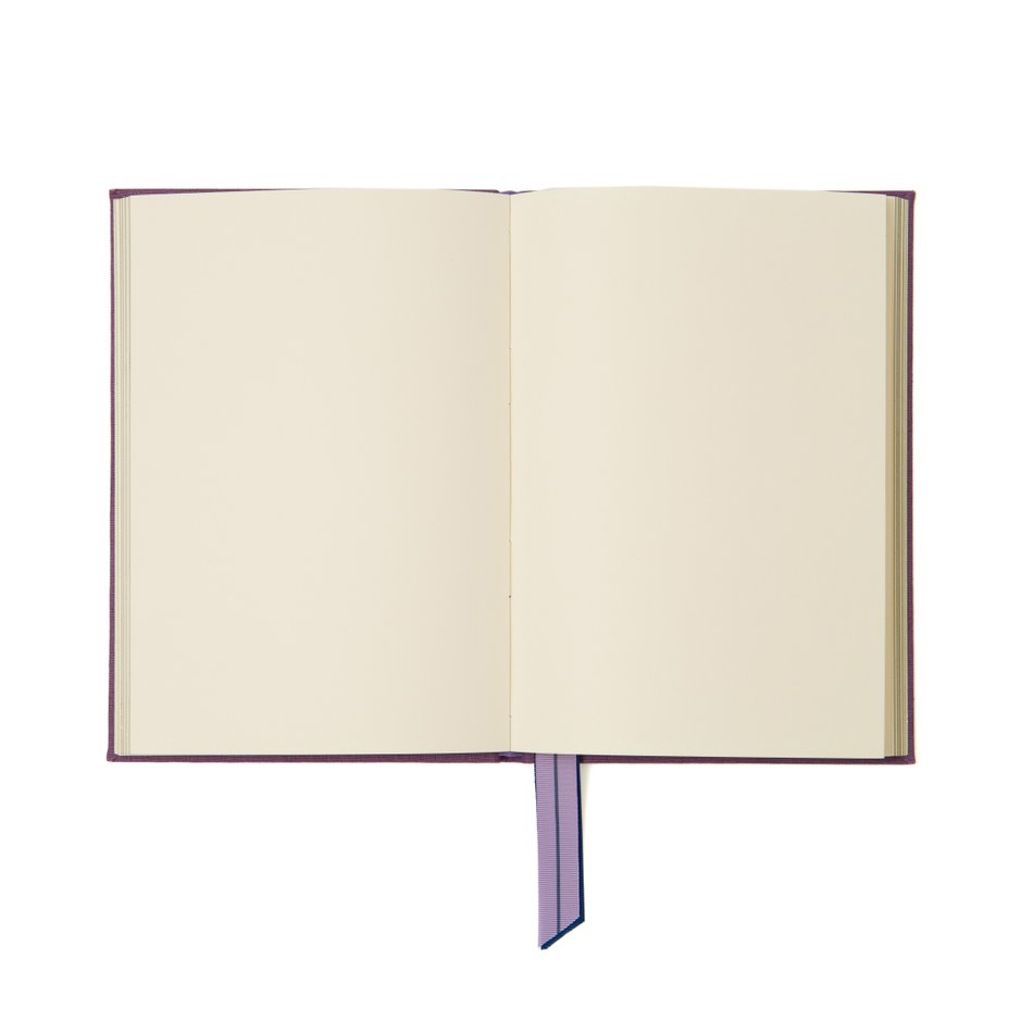 Discollection Mission Notebook Roxo
