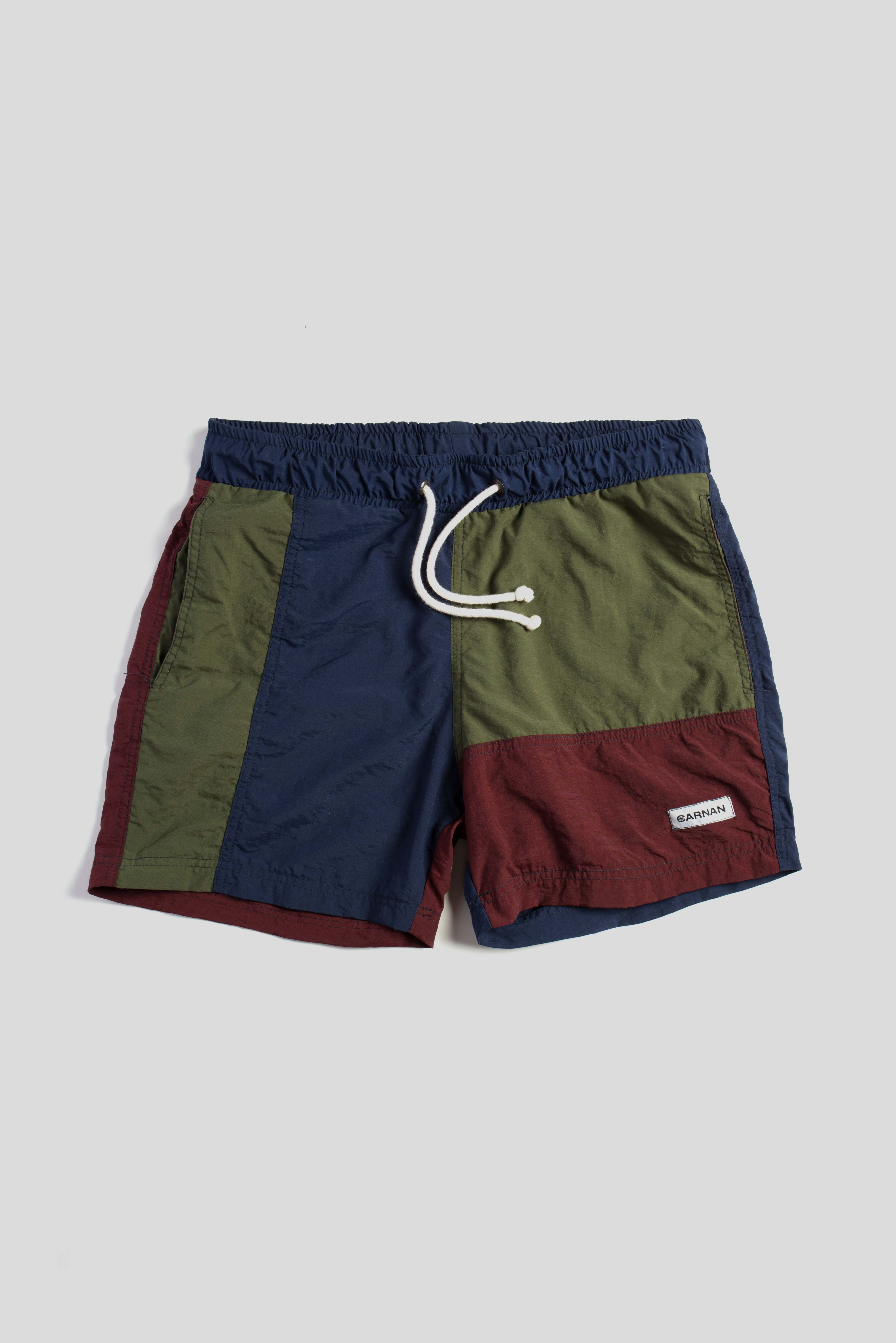 Colorblock Short