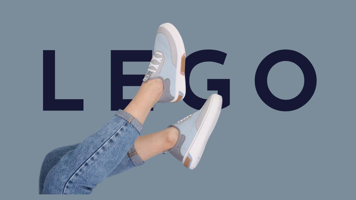FULLBANNER TENIS LEGO