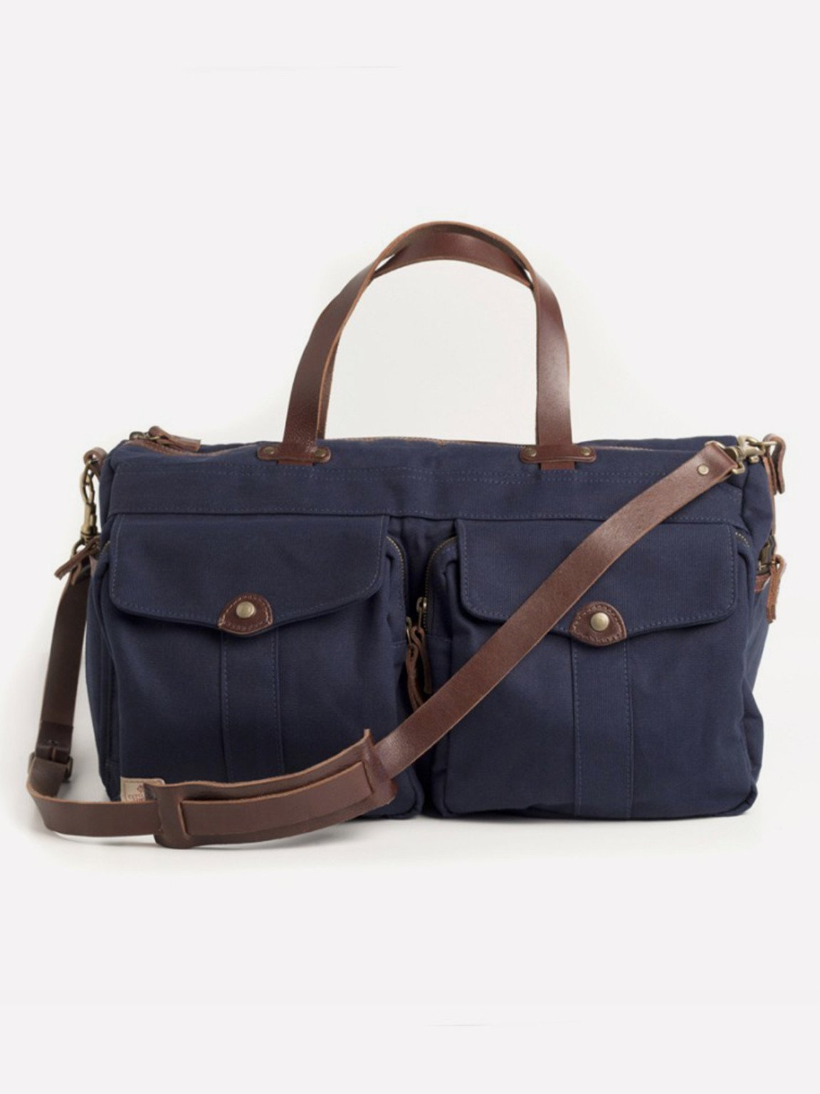Foto do Mala Cutterman Co Journey Duffle Bag Navy