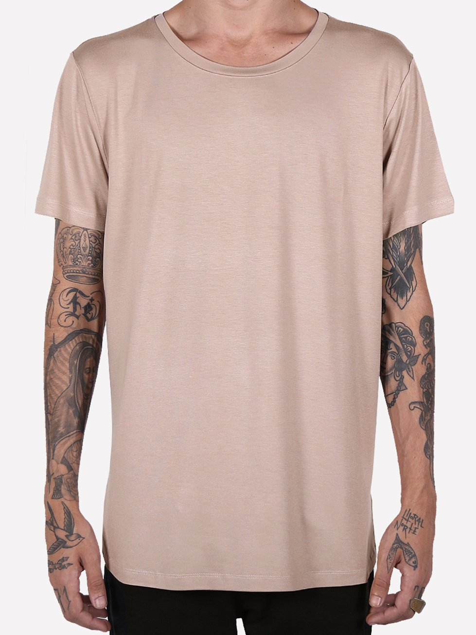 Foto do Camiseta OLIV Long Tee Nude