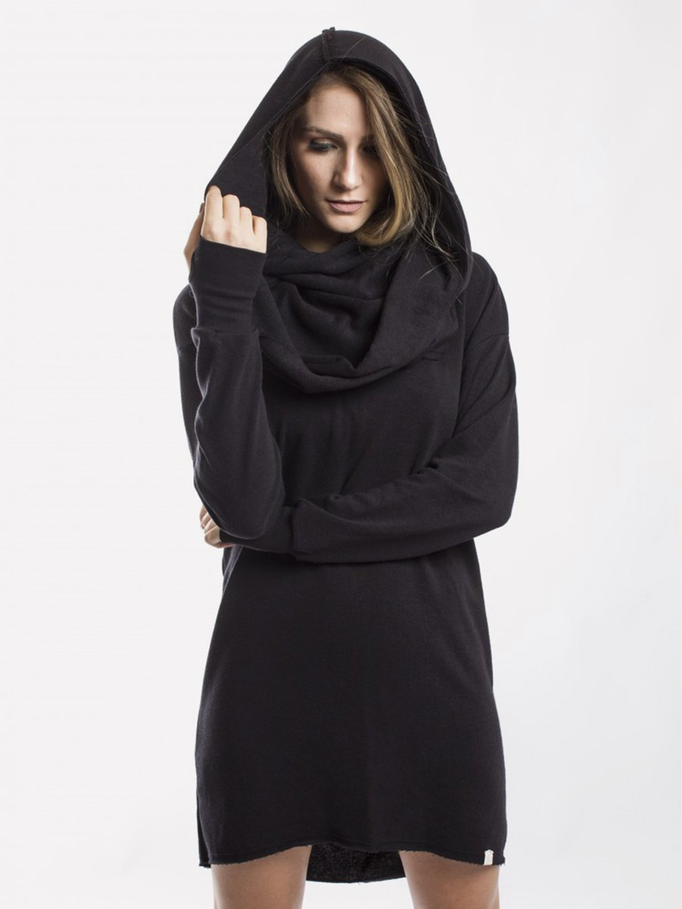 Foto do Hooded Esenco Scarf Black
