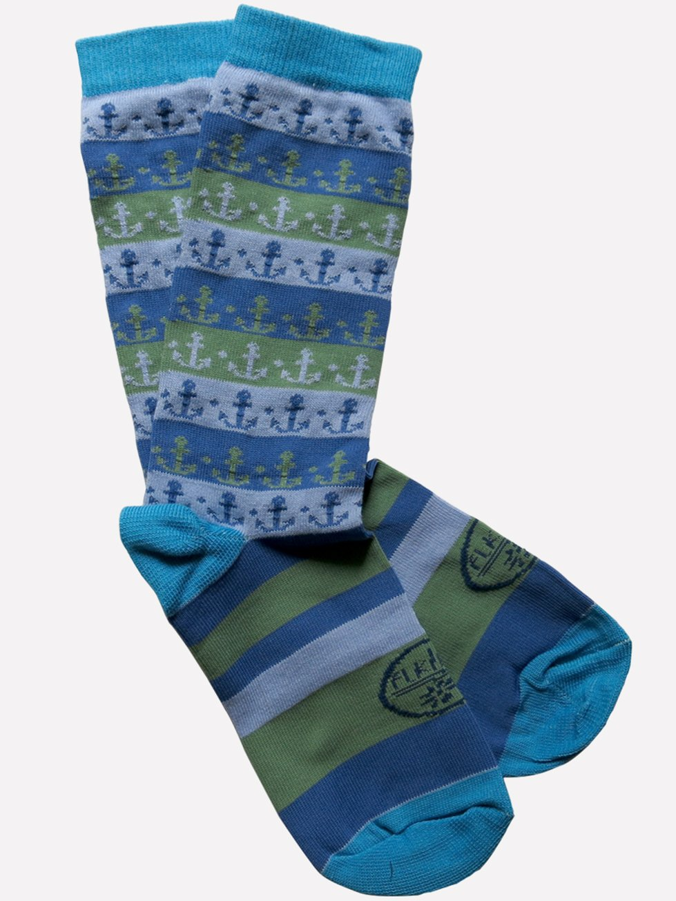 Foto do Meia Folk Ink Sox S#7 Anchor
