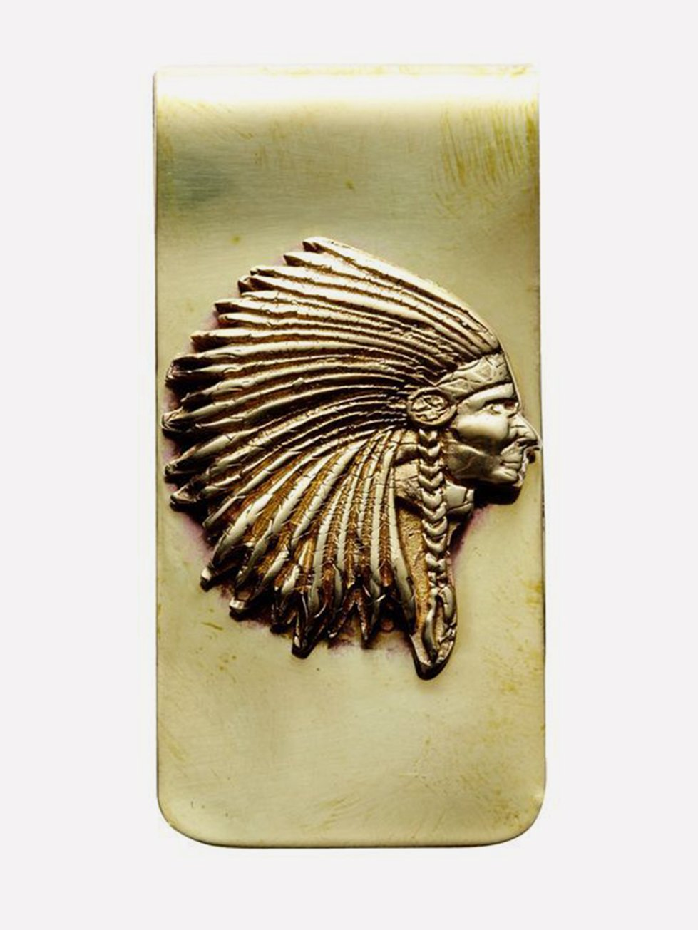 Foto do Money Clip Liberty Art Brothers Sioux