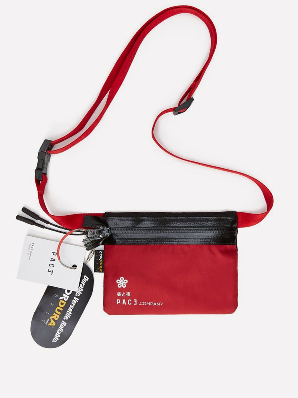 Foto do POCKET BAG PACE REDBLACK