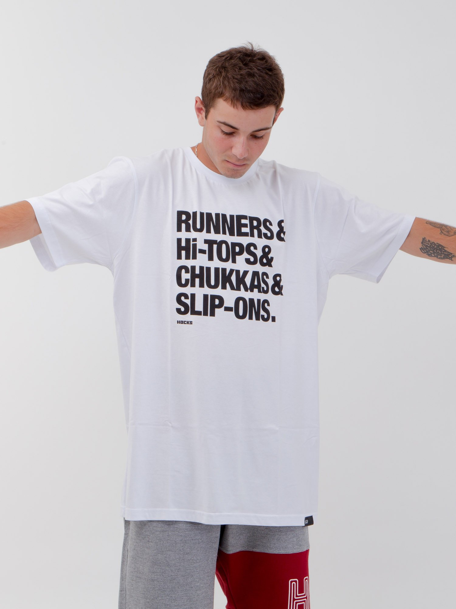 Camiseta Runners