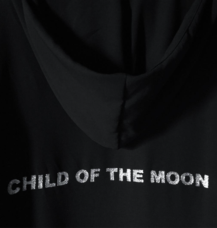 Capa Child of the Moon Ed. #3 Black