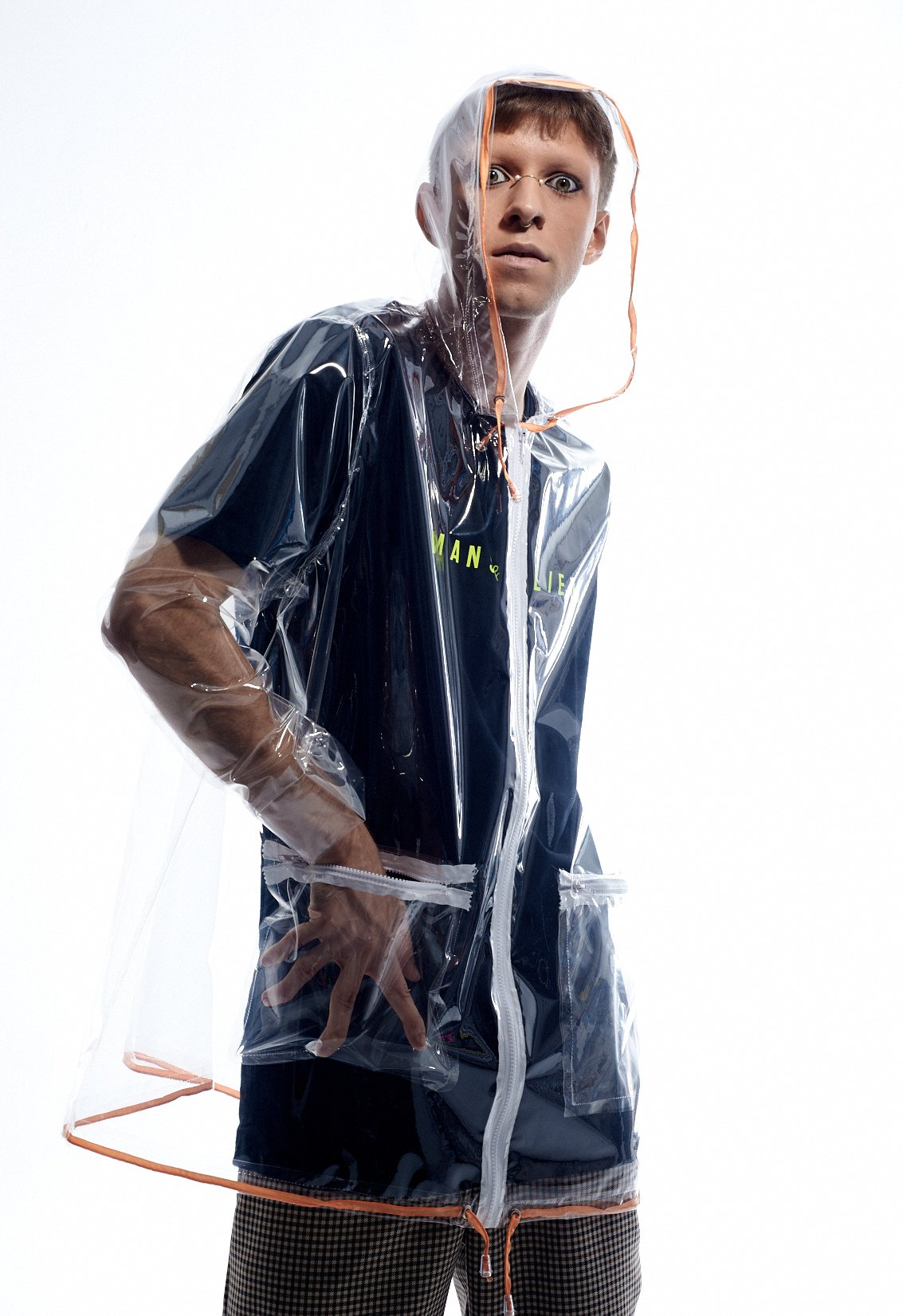 Raincoat Ed. #18 Tecno Glass