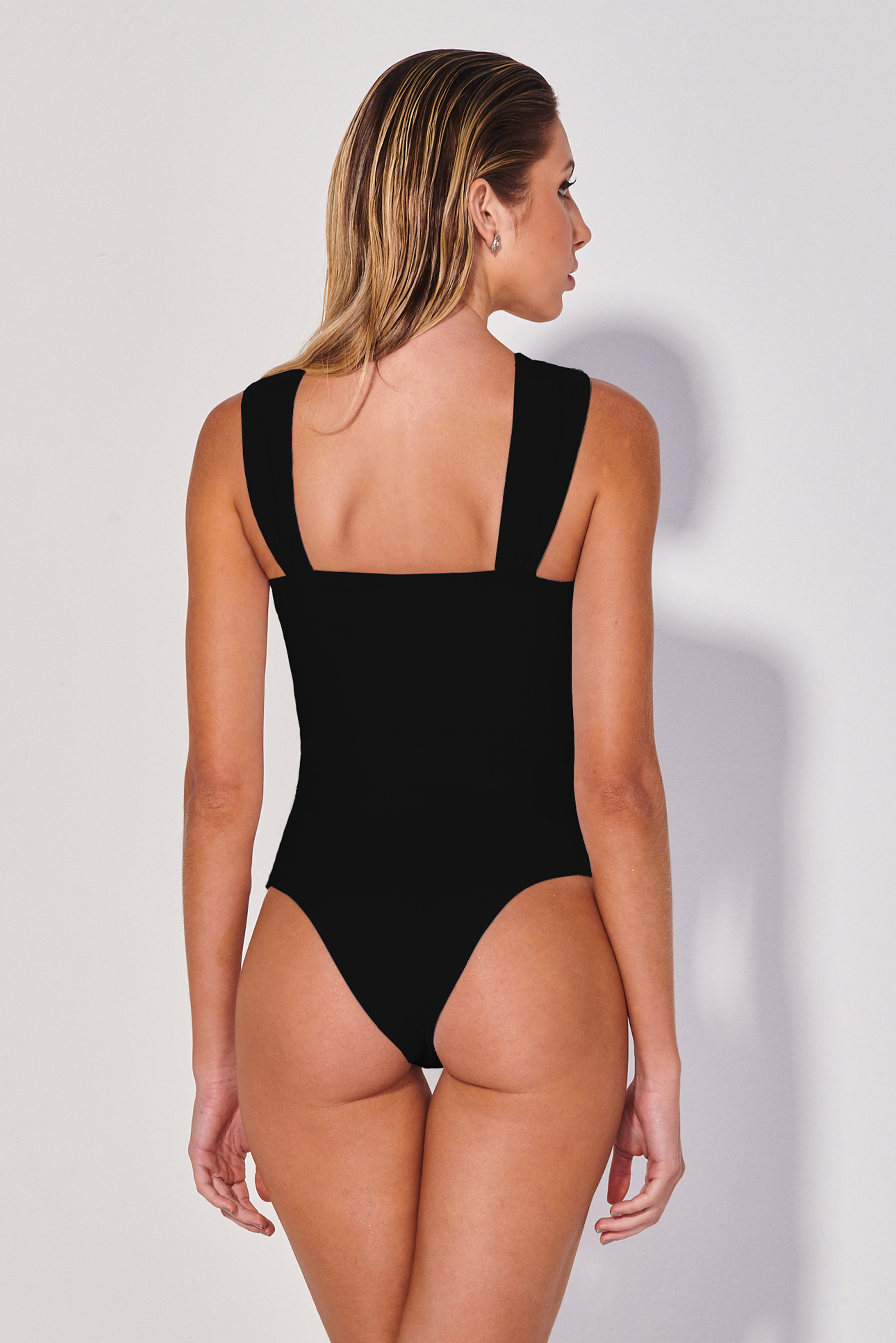 Body Grafi Preto | Grafi One-Piece Black