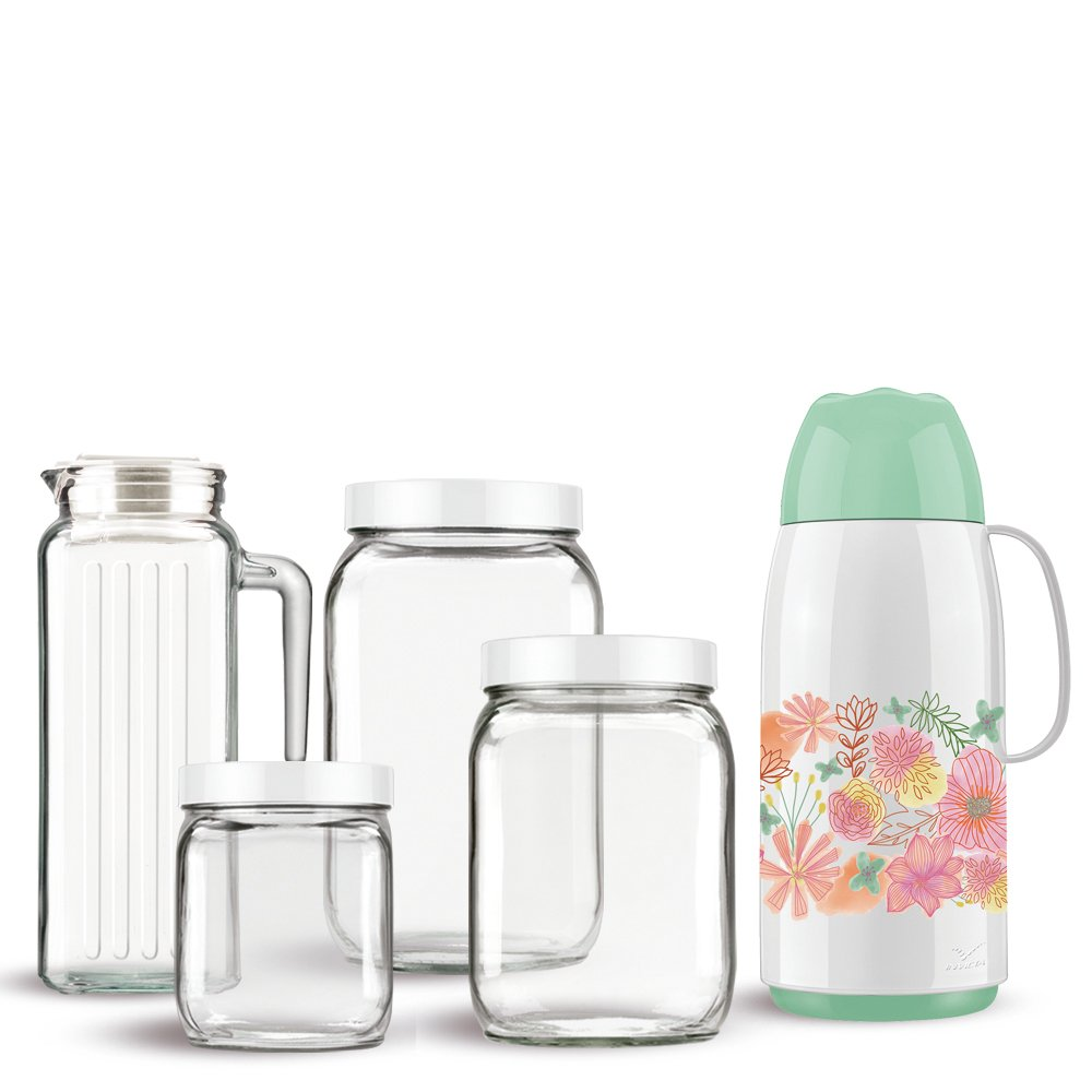 Kit Invicta Botanica 2