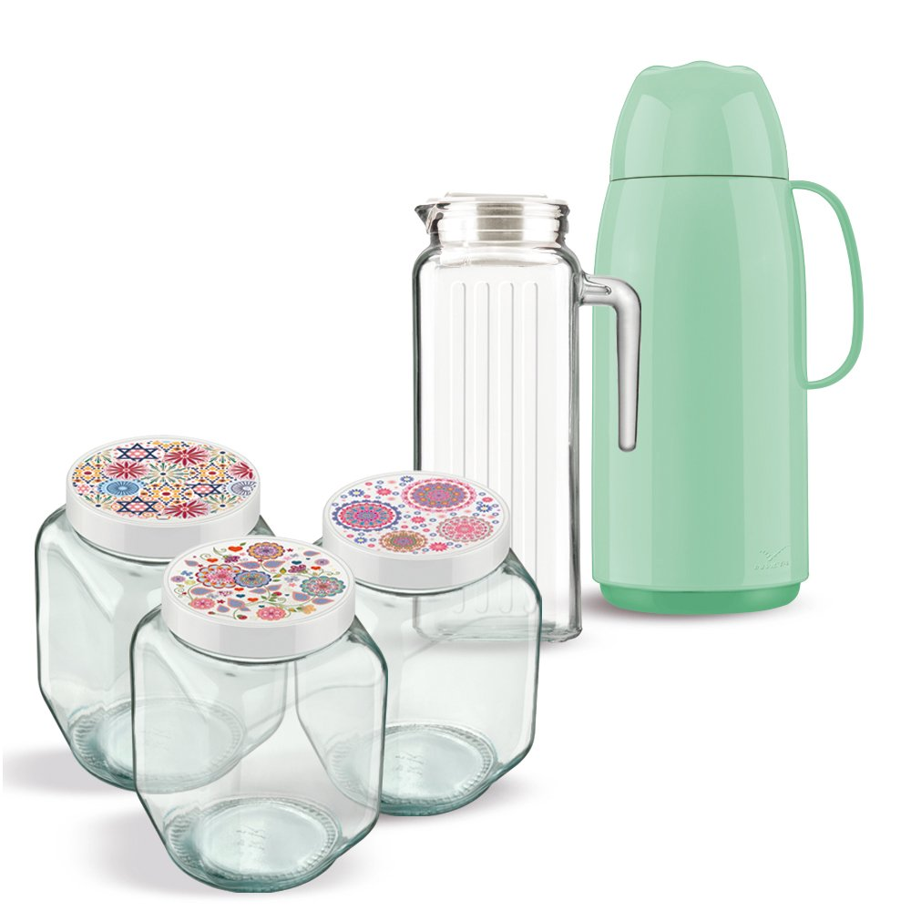 Kit Invicta Botanica 6