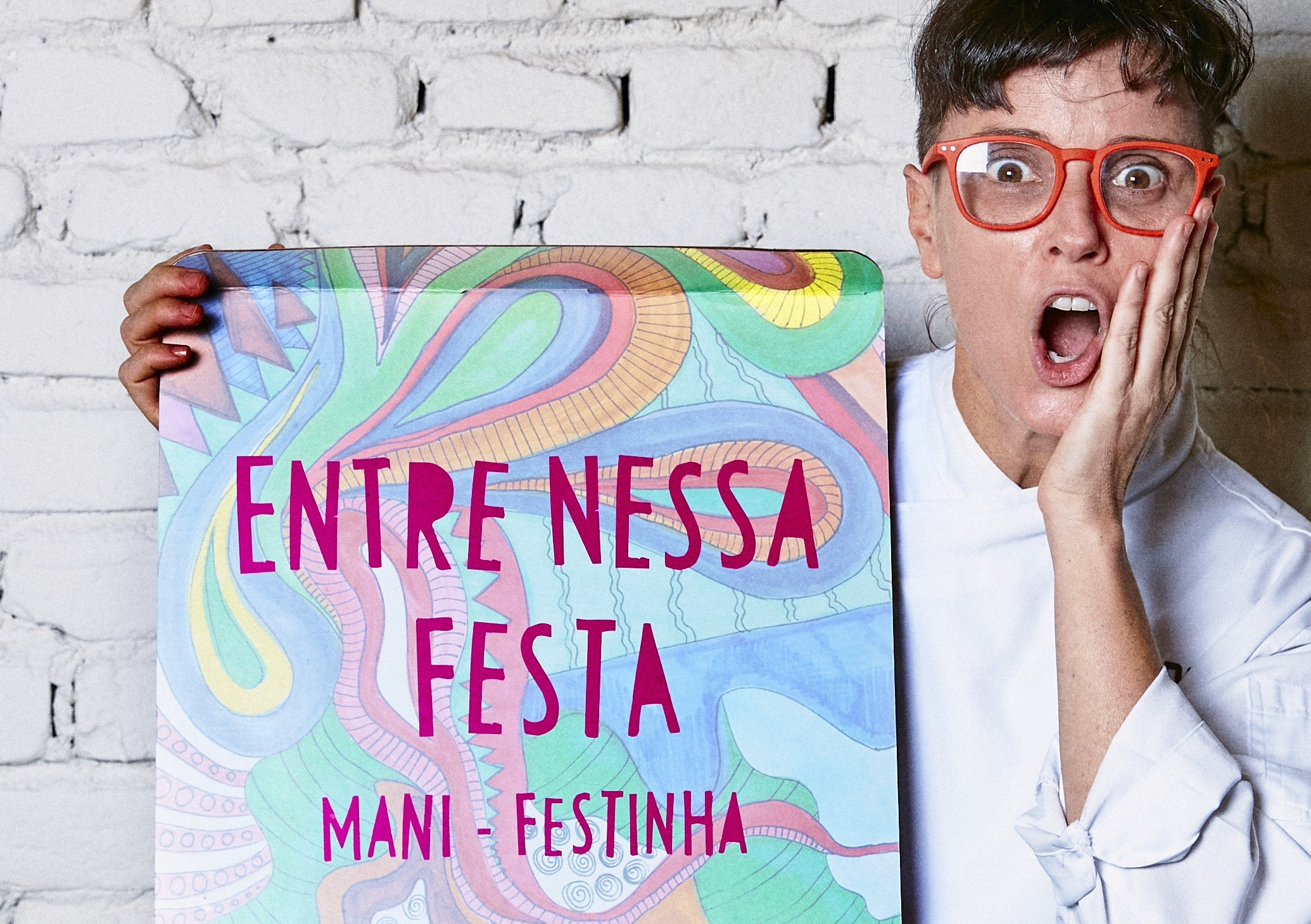 Maní-festinha