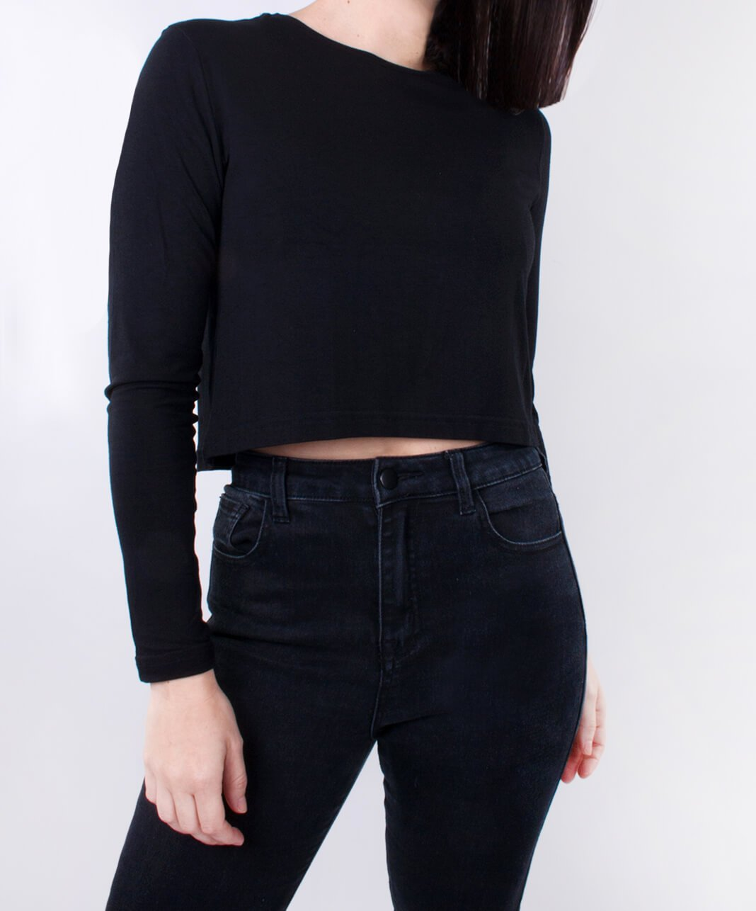 Foto do produto Blusa Cropped Visco Air