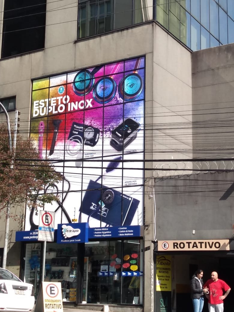 [Onde Encontrar] Loja: Loja Rua Garibaldi