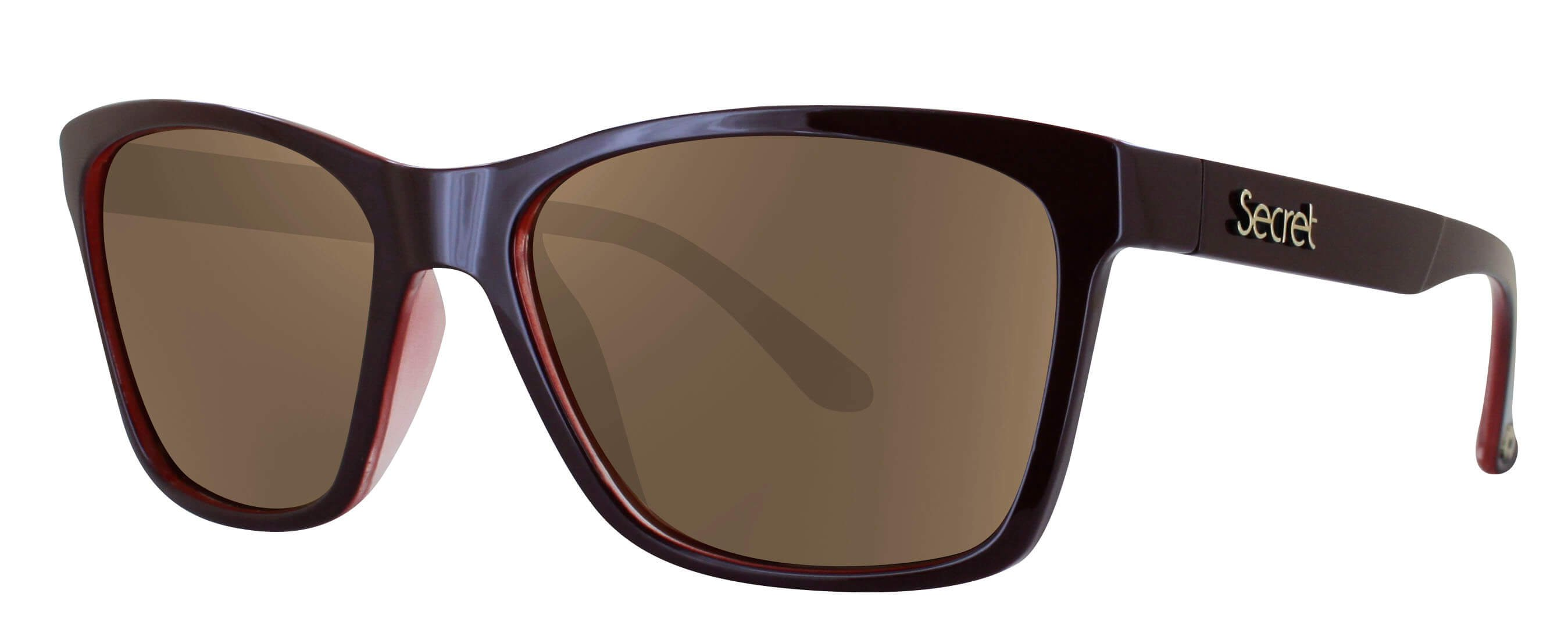 ÓC SECRET SOPHIA RED LOVE / POLARIZED BROWN