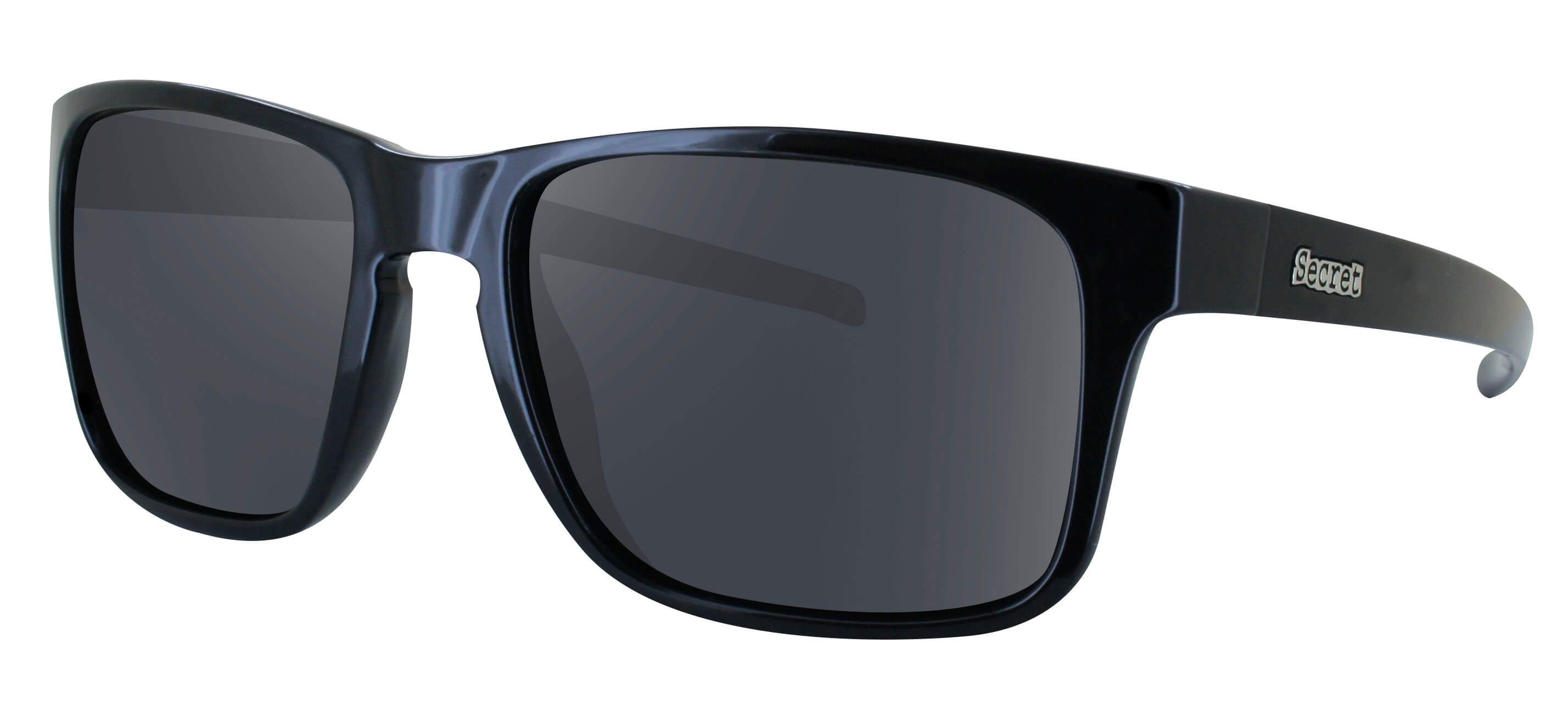 ÓC SECRET MOTLEY MATTE BLACK / POLARIZED GRAY