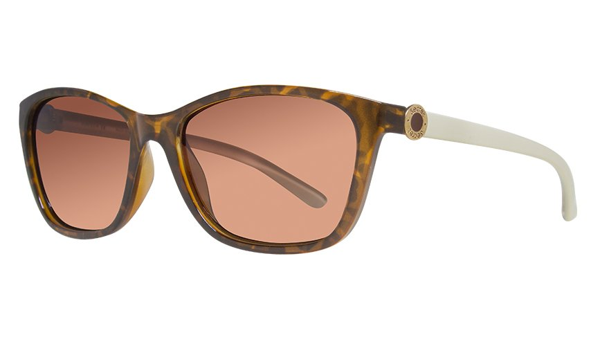 MADALENA TURTLE NUDE / POLARIZED GRADIENT BROWN