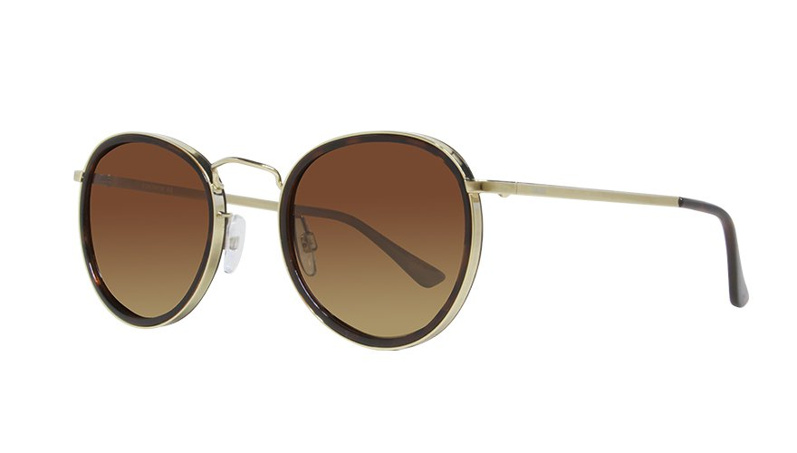MARIANA HAVANA TURTLE / GRADIENT BROWN LENS