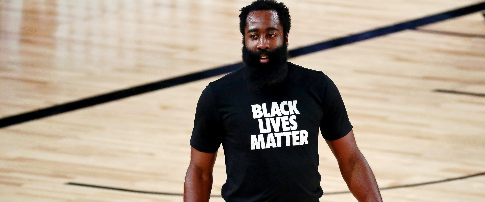 JAMES HARDEN IMPACTA QUADRA E REDES SOCIAIS DO BROOKLYN NETS