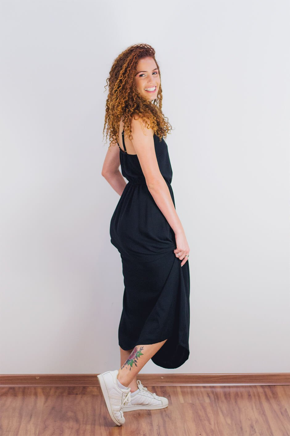 VESTIDO PARTY BLACK
