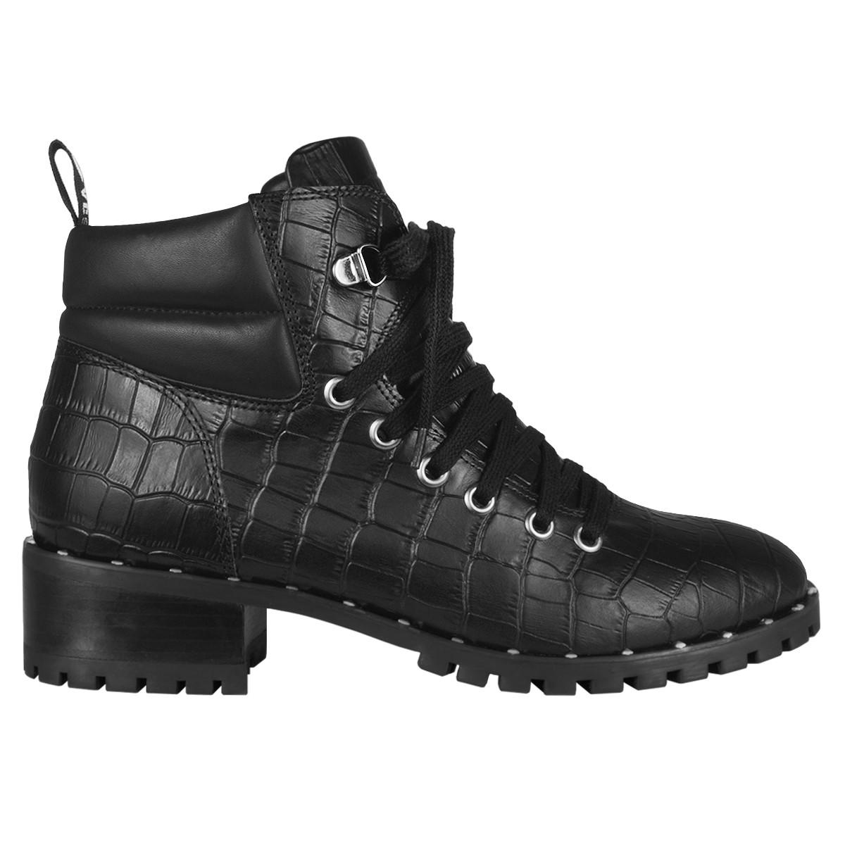 5b2a057c5 Coturno Aspen Croco Black