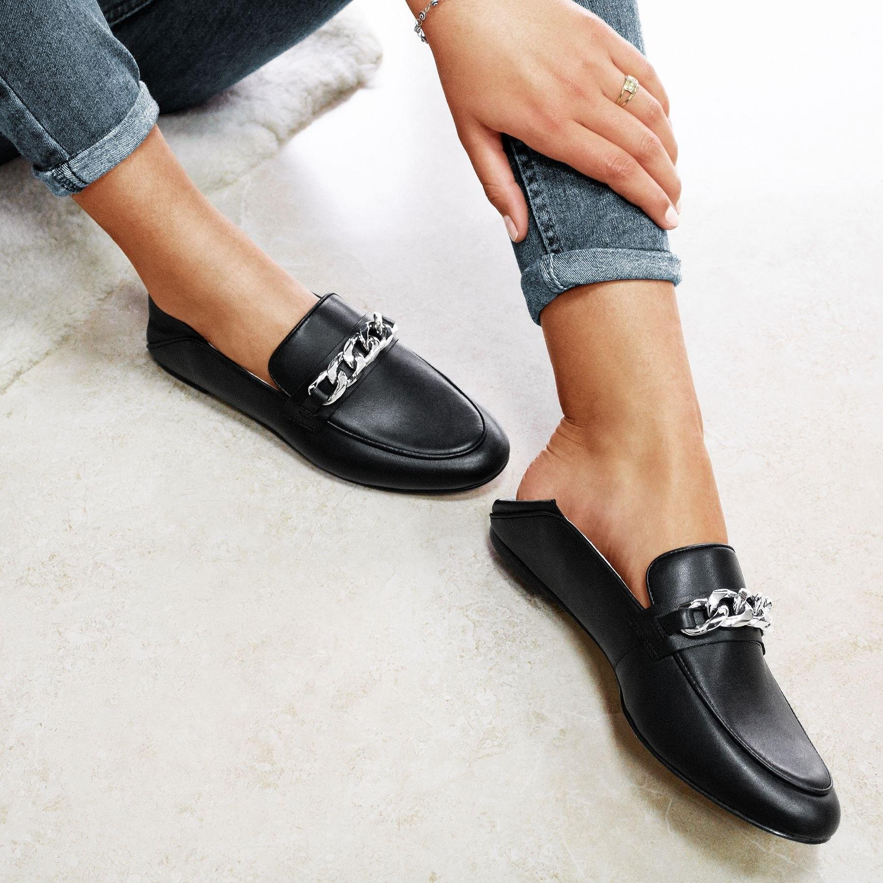 Loafer Chain Black