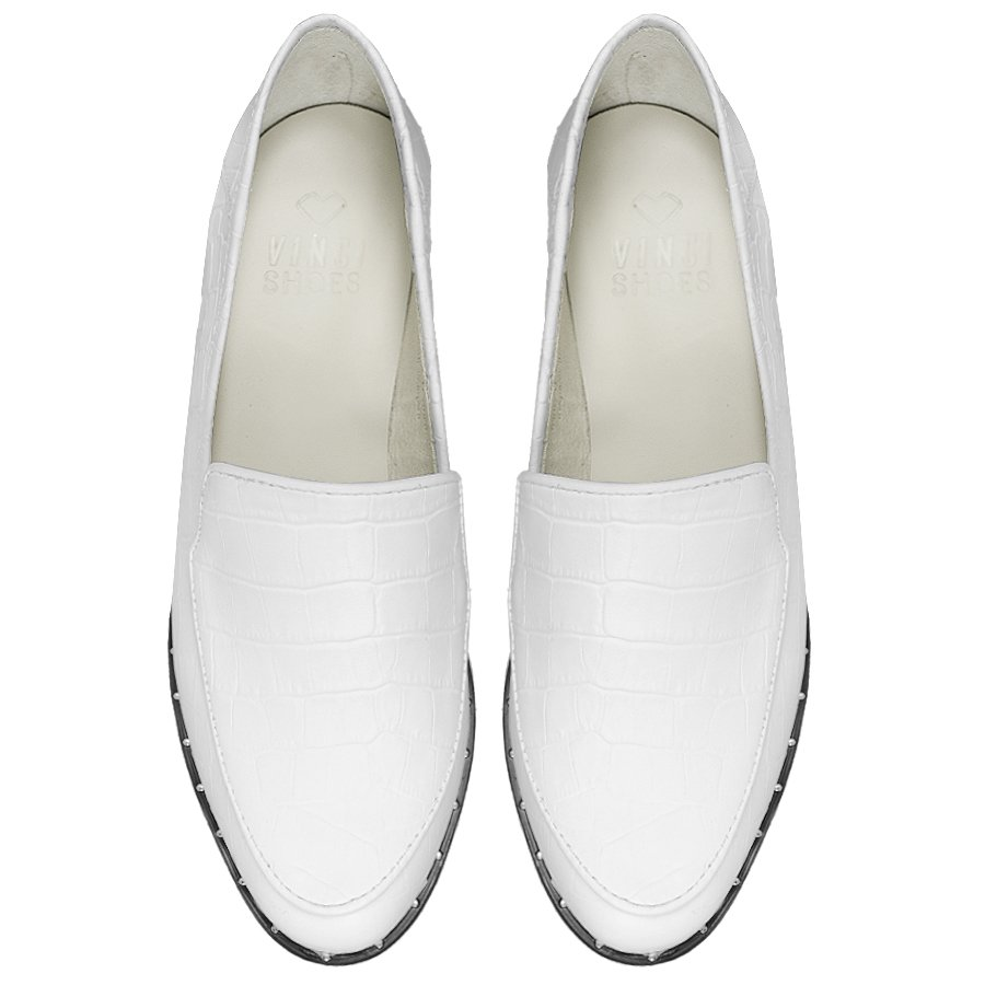 Loafer Berlim White